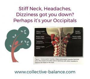 Stiff Neck, Headaches, Dizziness Got You Down?