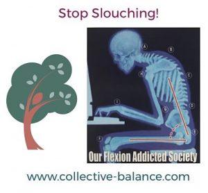 Stop Slouching!